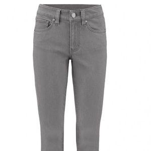 Cabi High Skinny Grey Jeans #3565
